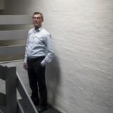 Portræt af Wagn Erik Nørgaard, formand for Foreningen Boligejernes Realkredit.