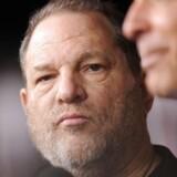Det har vakt opsigt, at Harvey Weinstein ifølge hårdnakkede rygter på de sociale medier, for få dage siden er blevet set på The Beverly Hilton, som er det hotel i Los Angeles, hvor Golden Globesskal uddeles. AFP PHOTO / ROBYN BECK