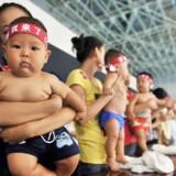 Asiater – her kinesiske børn – bliver generelt kortere af statur end eksempelvis europæere. Måske kan et særligt asiatisk pygmæ-gen være en del af forklaringen.