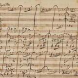 Kan dette manuskript være af Ludwig van Beethoven selv? Eller har en bekendt af komponisten bare efterlignet ham? De lærde skændes om sagen. Foto: Sotheby's