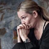 »Jeg er ikke bange for at nogen skal tænke, at romanen var bedre. At skrive bøger er en helt anden kunstart,« siger Anne-Grethe Bjarup Riis, der skal instruere »Bitterfissen« næste år.