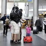 Arkivfoto: Regeringen vil tvinge Københavns Lufthavn til at sænke flyselskabernes pris for at bruge lufthavnen.