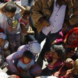 Alene i år har 37.000 eritreanere søgt tilflugt i Europa på flugt fra situationen i deres hjemland.