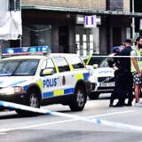 Flere personer er skudt i Malmø.