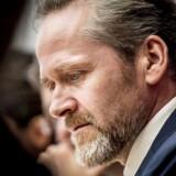 Udenrigsminister Anders Samuelsen (LA). (Foto: Mads Claus Rasmussen/Scanpix 2018)