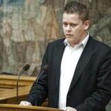 ARKIVFOTO: Skatteordfører Dennis Flydtkjær (DF).