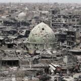 IS er slået ud af Mosul, siger den irakiske premiereminister.