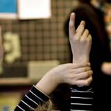 Arkivfoto: Det lykkedes for syv af de 19 skoleelever at reducere deres fravær til nul procent, fire af dem halverede deres fravær og to nedbragte deres med tyve procent. Hos de øvrige seks var der ingen ændring.