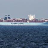 Arkivfoto. A.P. Møller-Mærsks containerrederi, Maersk Line, er uenig i en bøde på 85 mio. kr., som de russiske konkurrencemyndigheder, FAS, netop har udskrevet til rederiet i en sag om koordinering af priser.