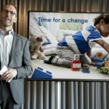 Legos formand, Jørgen Vig Knudstorp, skal fremover arbejde tæt sammen med en anden dansk lederprofil, når Niels B. Christiansen tager plads som administrerende direktør i legetøjsvirksomheden.