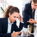 Modelfoto: Omkring 20 procent af 17.550 adspurgte over hele kloden svarer, mænd er bedre egnet til arbejder end kvinder.