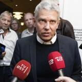 John Dyrby Paulsen (S) bliver borgmester i Slagelse - i alt fald i to år.