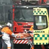 En 79-årig mand er fredag død i en arbejdsulykke i Vejen. (Foto: CLAUS FISKER/Scanpix 2012)