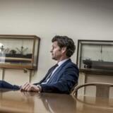 Johan Wedell-Wedellsborg ejer Weco Group og er ny på listen over Danmarks 100 rigeste. Foto: Asger Ladefoged