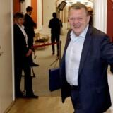 På et gruppemøde fredag lykkedes det for statsminister Lars Løkke Rasmussen at lande sagen om et burka-forbud, som ellers har splittet Venstres folketingsgruppe.