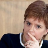 En talsperson for den skotske førsteminister, Nicola Sturgeon (billedet), roser ifølge BBC Mark McDonalds beslutning om at trække sig.