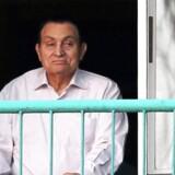 Arkivfoto: Hosni Mubarak, som blev væltet under en revolution i Egypten, kan snart være på fri fod, siger hans advokat.