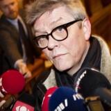 SF's politiske ordfører, Karsten Hønge