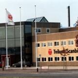 Tvilum-Scanbirk møbelfabrik i Fårvang.