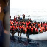 »Jeg står ikke og oversælger det. Det er svært, der skal arbejdes videre, det skal udvikles, men man kan se konturerne af noget, der matcher dansk tækning,« lød det fra den danske statsminister, Lars Løkke Rasmussen.