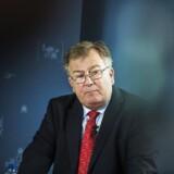 Finansminister Claus Hjort Frederiksen fremlægger regeringens forslag til finanslov.