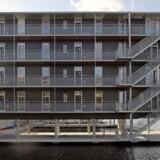 Københavnske boliger er nu dyrere end før finanskrisen. Her ses lejligheder på Teglværkshavnen. Foto: Seier + Seier, Flickr