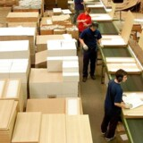 Arkivfoto. Topchefen i møbelproducenten Tvilum, Andrew Long, fratræder.