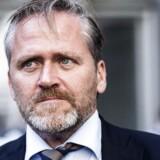 Anders Samuelsen er den mindst populære partileder, viser ny måling.