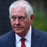 USA's udenrigsminister, Rex Tillerson, ser meget alvorligt på, at amerikanske diplomater oplever uforklarlige høretab og hjernerystelser i Cuba. Reuters/Hannah Mckay