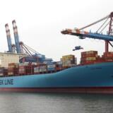 Maersk er et af de rederier, som er tvunget til at stoppe med at sende varer til og fra Qatar.