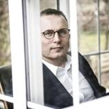 Administrerende direktør i Boozt, Hermann Haraldsson. Arkivfoto