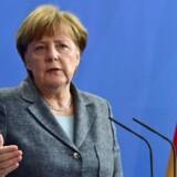 Nye tyske udlændingestramninger skal forebygge EU-borgeres velfærdsturisme i Tyskland. Dermed vil Berlin også forhindre Brexit. (AFP PHOTO / John MACDOUGALL)