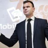 »Generelt er det at altid sjovere at lave overskud end det modsatte,« siger Mark Wraa-Hansen, direktør for MobilePay, efter sin regnskabseksamen.