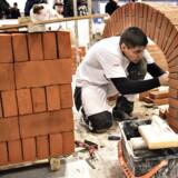 Ved DM i Skills i Herning viste den nye generationer i sidste måned, at der stadig er høj faglig håndværkskunnen i Danmark. Foto: Henning Bagger