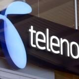 Telenor hæver nu priserne for en del af sine danske mobilkunder, mens andre slipper. Arkivfoto: Mauritz Antin, EPA/Scanpix