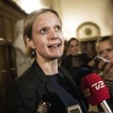 Cecilia Lonning-Skovgaard (V).