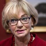Folketingets formand, Pia Kjærsgaard, er glad for tanken om at rykke ud i landet.