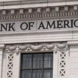 Bank of America og JPMorgan Chase & Co. annoncerede begge fredag, at de ikke vil tillade køb af bitcoin på deres kreditkort - det sluttede ikke der. / AFP PHOTO / SAUL LOEB