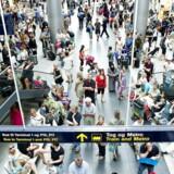 Væksten i passagerantallet i Københavns Lufthavn var ikke prangende i 2017. (Foto: Claus Bech/Scanpix 2017)