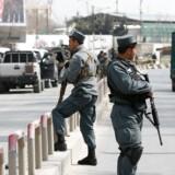 Arkivfoto. Dødstallet stiger efter onsdagens angreb i Kabul på et militær hospital, hvor syge blev skudt i deres senge.