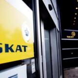 Arkivfoto. 318 ubetalte kæmpebøder til private og virksomheder er havnet til inddrivelse hos Skat, men mindre end én procent af bødesummen er inddrevet på fem år.