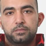 Nordjyllands Politi efterlyser 35-årige Ali Kachach for drabsforsøg.