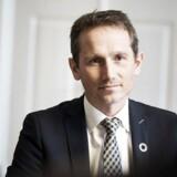 Arkivfoto. Kristian Jensen (V), skatteminister fra august 2004 til februar 2010