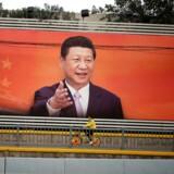 Ved afslutningen af det kommunistiske partis kongres er den kinesiske præsident valgt for en ny periode.