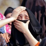 ARKIVFOTO: Både civile, militante og soldater blev søndag dræbt i opgør mellem indiske soldater og oprørere.