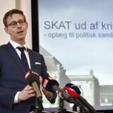 ARKIVFOTO: Skatteministeren varsler drøftelser om at tilføre flere midler til skattevæsenet til efteråret.