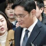 Samsungs topchef Jay Y. Lee
