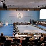 USA bør trække sig fra fredsprocessen i Mellemøsten, skriver Den Islamiske Konference Organisation i erklæring efter møde. Det skriver nyhedsbureauet Reuters.
