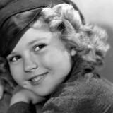 Shirley Temple døde i år i en alder af 85. I 1930erne var hun en af Hollywoods mest populære stjerner. Hun medvirkede i mere end 20 film og tjente en formue. Foto: Scanpix