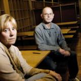 Skoleleder Sussie Nørsø og lærer Sven Erik Carlsen har stort udbytte af elevplaner.